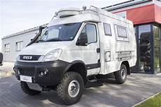 offroad wohnmobil gebraucht custom cers iveco single 4x4 motorhome cer