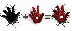 amazon com 3dlightfx marvel avengers iron man hand 3d deco light toys games