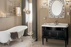 meuble salle de bain retro d 233 co salle de bain r 233 tro peinture beige pastel meuble