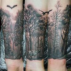 100 Forest Designs F 252 R M 228 Nner Masculine Tree Ink