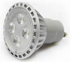 Dimmable Gu10 Led Spotlight Equivalent To A 50w Bulb