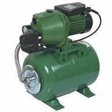 pompe à eau avec surpresseur surpresseur 50l avec pompe auto 231 ante 1180w achat