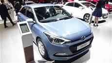 2016 Hyundai I20 Go Exterior And Interior Geneva