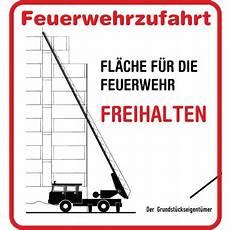 Parken In Feuerwehrzufahrt - feuerwehrzufahrt fl 228 che f 252 r die feuerwehr freihalten