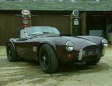 IMCDborg 1965 AC Cobra 289 COB6058 In The Worlds