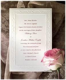 Wedding Invitation Wording In Sles