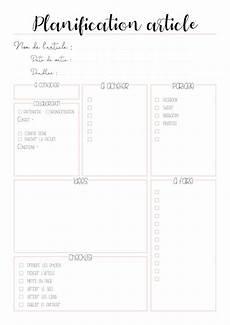 Planners 224 Imprimer Pour S Organiser Au Quotidien Gratuit