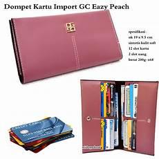 dompet kartu jual beli dompet kartu terbaru import multifungsi gc eazy