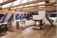 Renovierungsprojekt Dachbodenausbau Mit Splitlevel Eine