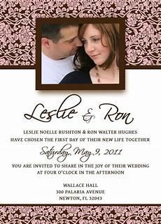 E Wedding Invitations Free wedding invitation template invitation
