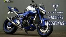 Modifikasi Mt 25 by Galleri Kumpulan Modifikasi Yamaha Mt 25