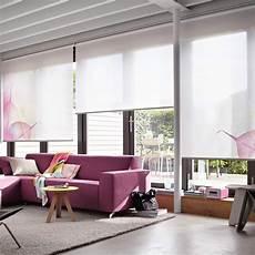 rollo wohnzimmer rollos von luxaflex 174 klassisch bis auff 228 llig
