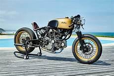Ducati Sprint Racer Quot Frankenstein Quot Umbau Mellow