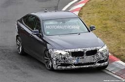 2017 BMW 3 Series GT Spy Shots