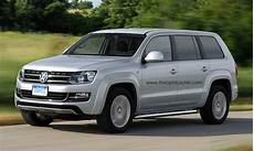 7 Sitzer Suv - volkswagen to debut 7 seater suv concept at detroit