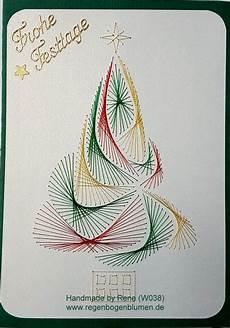 fadengrafik gru 223 karten weihnachten fadengrafik