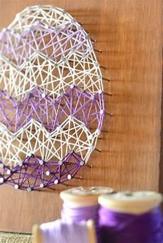 Home Decor Ideas Craft by Diy Easter Egg String Home Decor Craft