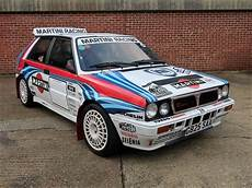 1990 Lancia Delta Hf Integrale 16v Martini Rally Spec