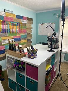 diy desk island for your craft room southern a door nments