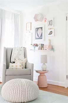 ellie nursery nursery baby room blush nursery