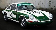 porsche 911 classic porsche restores classic 911 race car to celebrate company s 70th anniversary carscoops