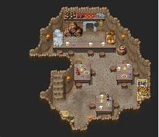Rpg Maker Inn Located In A Desert Cave By Chgaming