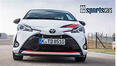 Supertest Toyota Yaris Grmn Review Auto