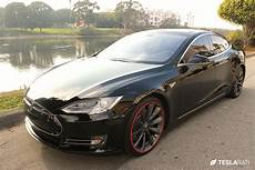 2016 Tesla Model S Configurations
