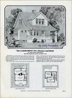 sears bungalow house plans homes of today sears kit houses 1932 three bedroom house