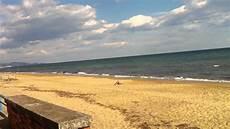 italy terracina s beach youtube