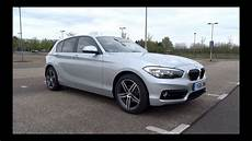2016 Bmw 118i Sport Line 5 Door Start Up And