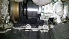 vw t5 servopump leak