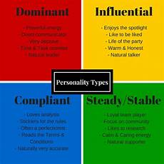 understanding the four disc personality typesyour future now