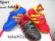 jual sepatu kets casual anak sport adidas la trainer di lapak toko sepatu hd shoes tokohdshoes