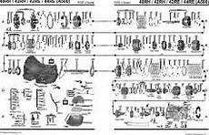 Transmission Parts Diagram For 44re Dodge Dakota