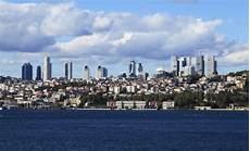 european side by side istanbul european side besiktas and ciragan palace hotel
