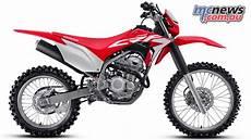 2019 honda trail bikes 2019 honda crf250f trail bike arrives 6 499 mlp