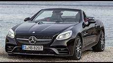 In 2018 Mercedes All New Slc 180