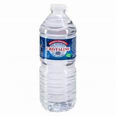 eau cristaline bouteille 50 cl de 24 eaux plates