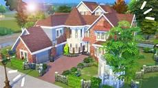 Maison Saisons No Cc Sims 4 Speed Build