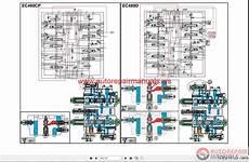 volvo excavator ec340d ec380d ec480d service training free auto repair manuals