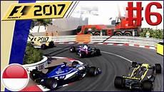 F1 2017 Karriere 6 Verr 252 Cktes Rennen Auf Den Stra 223 En