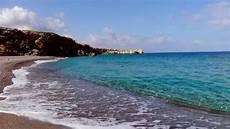 Schönste Strände Kreta - der strand geropotamos auf kreta griechenland
