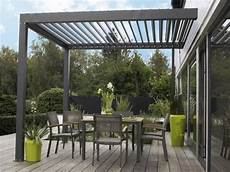 Pergola Metall Glasdach - terrassendach gestell metall aluminium veranda garten in