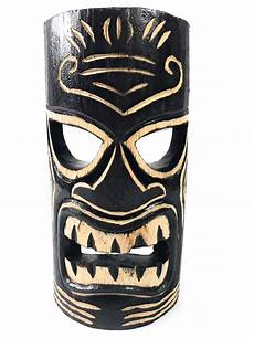 Strength Tiki Mask 8 Quot Carved Dpt513120
