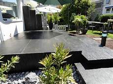 terrasse mit stufen terrasse mit stufen zum garten