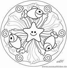 Malvorlagen Sommer Mandala Mandala D Estiu Disegni Di Mandala Da Colorare Disegno