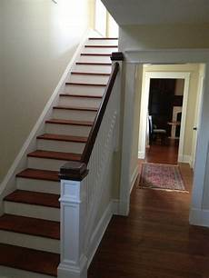 2 Shabby Chic Style Detroit Staircase Design Ideas