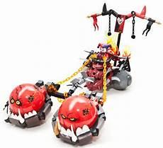 Lego Nexo Knights Jestro Moc Nexo Jestro War Wagon Wip Lego