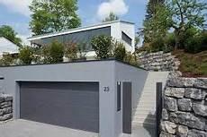 bildergebnis f 252 r hausam hang mit terrasse auf garage